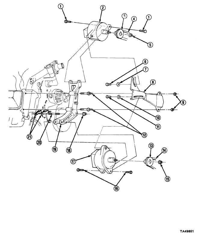 cucv alternator parts autos post