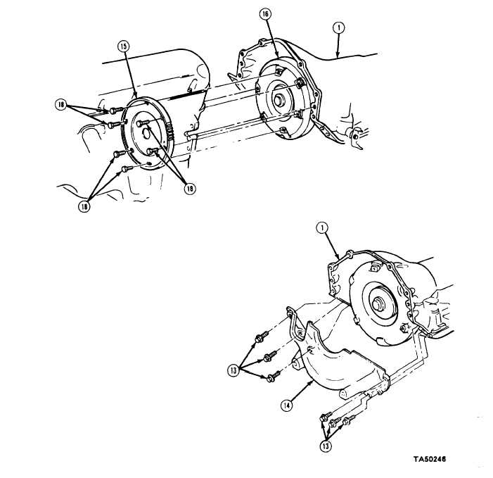 transmission pan bolts torque